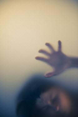 Jacinta Bernard WOMAN AND HAND IN DANGER Women