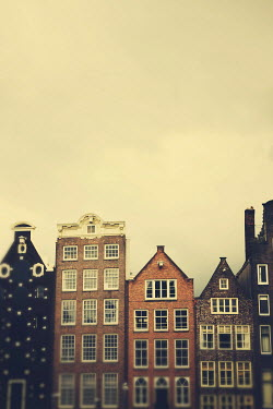 Irene Lamprakou ROW OF HOUSES IN AMSTERDAM Specific Cities/Towns