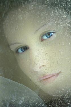 Romina Dughero FACE OF WOMAN WITH WATER Women