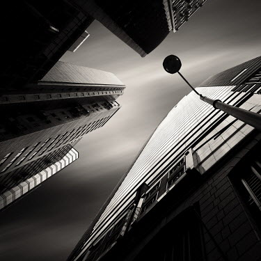 Rob Cherry TALL BUILDINGS FROM BELOW Specific Cities/Towns