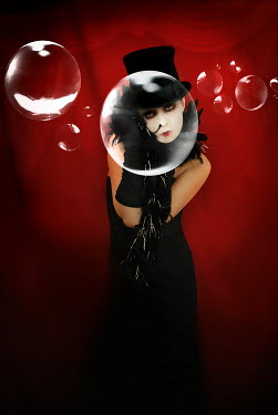 Marta Orlowska Magician Woman Women