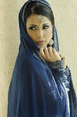 Mohamad Itani MIDDLE EASTERN WOMAN IN SARI Women