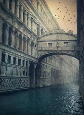 Mark Owen BRIDGE OF SIGHS IN VENICE Specific Cities/Towns