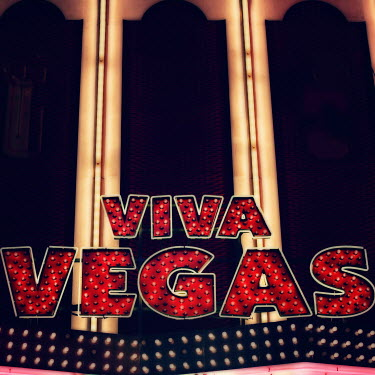 Lisa Howarth NEON SIGN IN LAS VEGAS Specific Cities/Towns