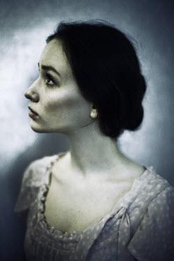 Karolina Kumorek PROFILE OF SERIOUS BEAUTIFUL WOMAN Women