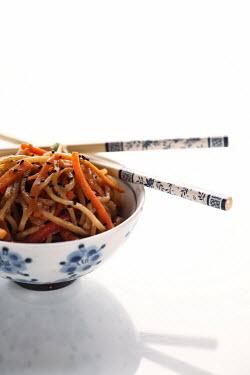 Mashael Hamad AlShuwayer JAPANESE FOOD WITH CHOPSTICKS Miscellaneous Objects