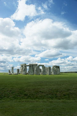 Paul Grand CIRCLE OF STONES AT STONEHENGE Miscellaneous Cities/Towns