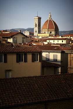 Andy & Michelle Kerry FLORENCE WITH DUOMO CATHEDRAL Specific Cities/Towns