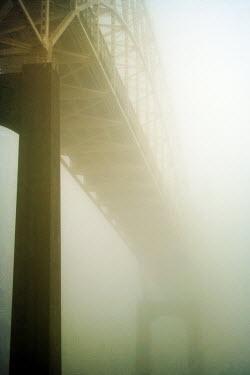 Jude McConkey BRIDGE IN THE MIST Bridges