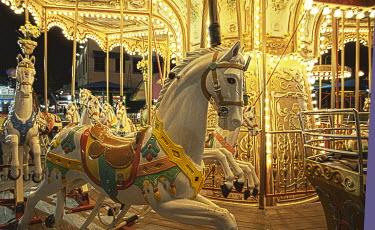 Terry Bidgood CAROUSEL HORSES Miscellaneous Objects