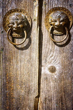 Sally Mundy ORNATE DOOR HANDLES Building Detail
