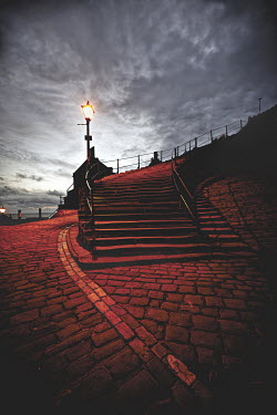 John Herbert Harrison STEPS IN TOWN Streets/Alleys
