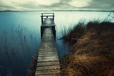 Christine Amat JETTY AND RIVERBANK Lakes/Rivers