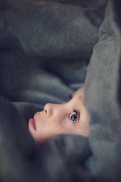 Kelly Sillaste CHILD IN BLANKET Children