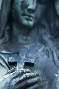 Carmen Spitznagel STATUE OF VIRGIN MARY Statuary/Gravestones