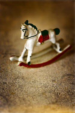 Sally Mundy TOY ROCKING HORSE Miscellaneous Objects