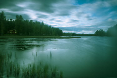 Reto Puppetti TRANQUIL LAKE IN SWEDEN Lakes/Rivers