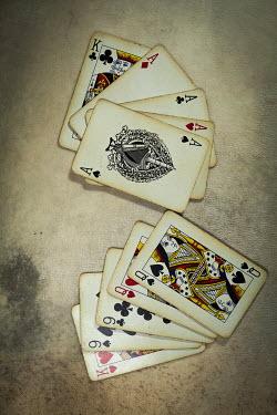 Ute Klaphake TEN PLAYING CARDS Weapons