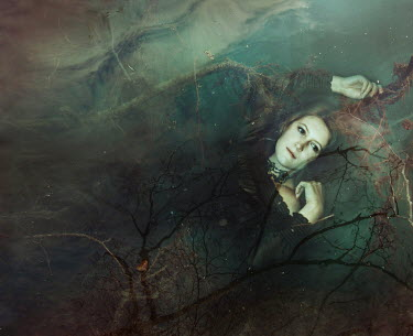 Marta Ostrowska BEAUTIFUL WOMAN UNDERWATER Women