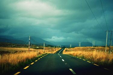 Samantha Meglioli EMPTY COUNTRY HIGHWAY Roads