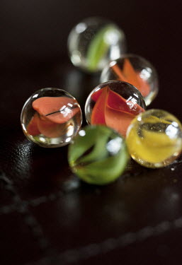 Adrian Muttitt GLASS MARBLES Miscellaneous Objects