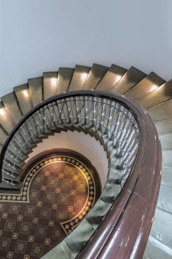Victor Habbick ORNATE SPIRAL STAIRCASE Stairs/Steps