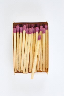 Ann Cutting BOX OF MATCHES Miscellaneous Objects