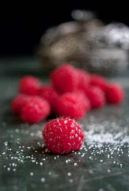 Jill Ferry RASPBERRIES AND SUGAR Miscellaneous Objects