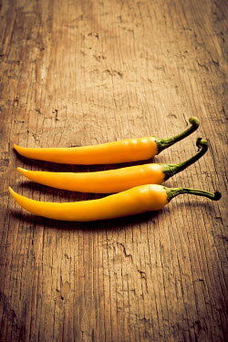 Valentino Sani THREE YELLOW CHILLIES Miscellaneous Objects