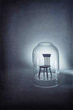 Catherine Macbride CHAIR UNDER BELL JAR Miscellaneous Objects