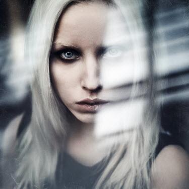 Daniil Kontorovich MODERN YOUNG BLOND WOMAN Women