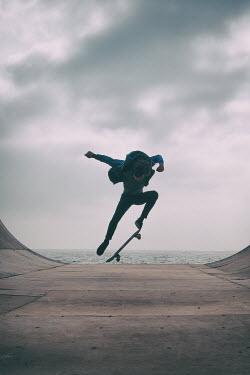 Clayton Bastiani TEENAGE BOY SKATEBOARDING Men