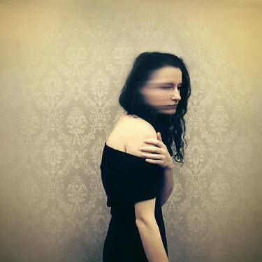 Sarah Ann Loreth DISTRESSED YOUNG WOMAN Women