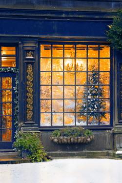 Lee Avison HISTORICAL CHRISTMAS SHOP WINDOW DISPLAY Miscellaneous Buildings