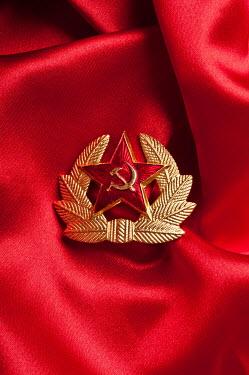 Valentino Sani HISTORICAL RUSSIAN BADGE CLOSE UP