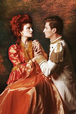 Nina Pak INTIMATE HISTORICAL COUPLE INDOORS Couples