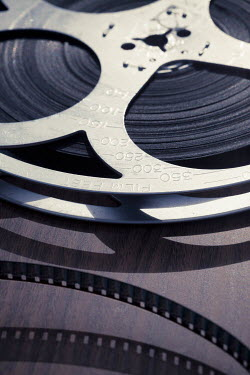 Richard Nixon CLOSE UP OF RETRO MOVIE REEL Miscellaneous Objects
