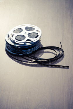 Richard Nixon STILL LIFE OF RETRO MOVIE REELS Miscellaneous Objects