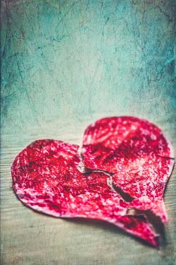 Elly De Vries BROKEN PAPER HEART Miscellaneous Objects