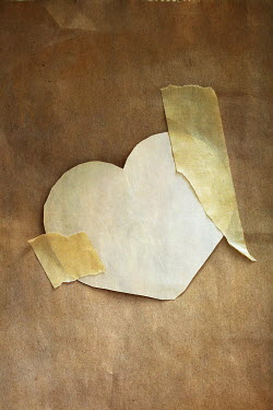 Alison Archinuk WHITE PAPER HEART Miscellaneous Objects