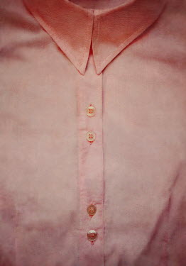 Lyn Randle CLOSE UP OF PINK SHIRT Miscellaneous Objects