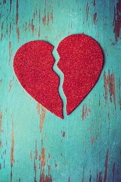 Susan Fox BROKEN PAPER HEART Miscellaneous Objects