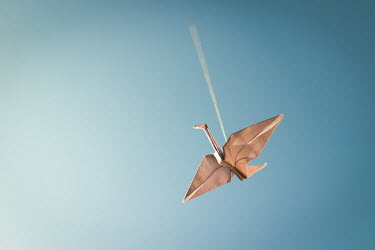 Hardi Saputra ORIGAMI CRANE FLYING Miscellaneous Objects