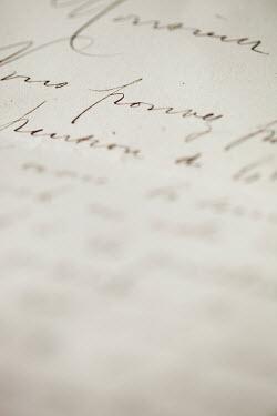 Ebru Sidar HAND WRITTEN LETTER Miscellaneous Objects