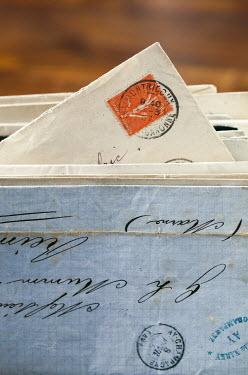 Ebru Sidar VINTAGE HAND WRITTEN LETTERS Miscellaneous Objects