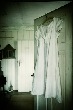 Carmen Spitznagel DRESS HANGING ON DOOR Miscellaneous Objects
