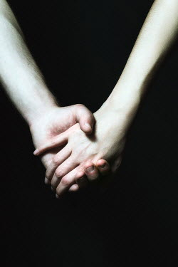 Elena Bovo CLOSE UP OF COUPLE HOLDING HANDS Couples