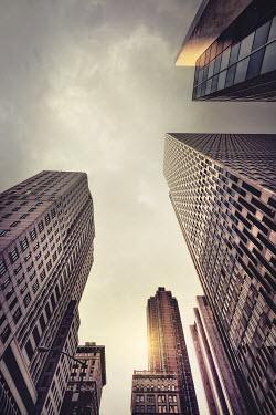 Evelina Kremsdorf NEW YORK SKYSCRAPER BUILDINGS Specific Cities/Towns