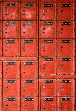 Jill Ferry METALLIC RETRO SAFETY DEPOSIT BOXES Miscellaneous Objects