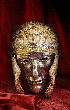 Stephen Mulcahey Roman Cavalry Face Helmet Miscellaneous Objects